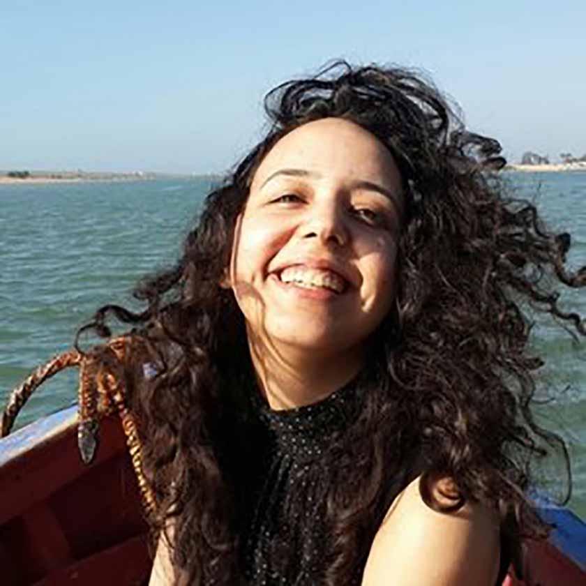 Hajar, Jeune Marocaine donne cours de français pour débutant et amoureux de la langue!, Rabat
